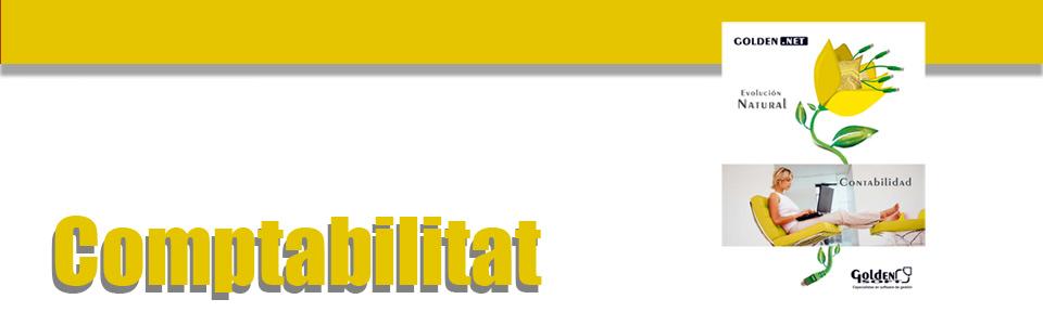 Golden .NET · Gestió Comptable