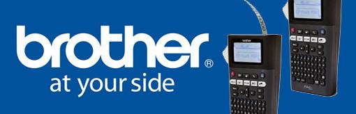Retoladora electrònica portàtil professional Brother PT-H300