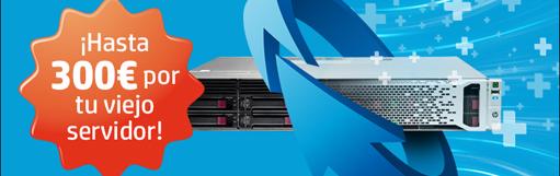 Pla Renove HP, la millor manera de renovar els seus servidors