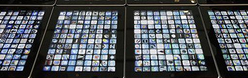 Apple fa proves amb un iPad de 13 polzades i un iPhone de 5