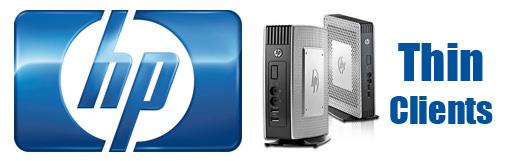 HP Thin Clients T510 i T610 al 50%