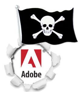 Adobe piratejat