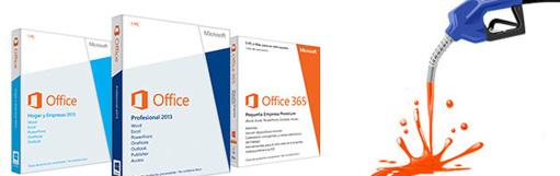 Nadals d'escàndol amb HP i Office