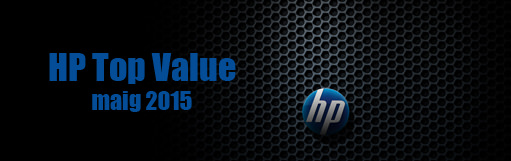 Ofertes HP Top Value · maig 2015