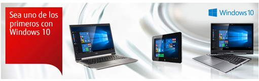 Sigueu dels primers amb Windows 10