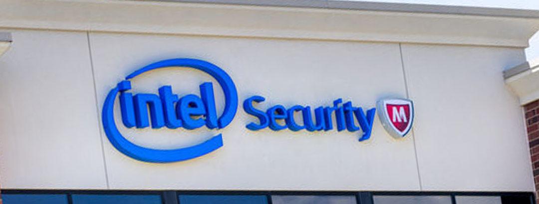 Nou Mcafee Endpoint, ara amb protecció greyware i ransomware