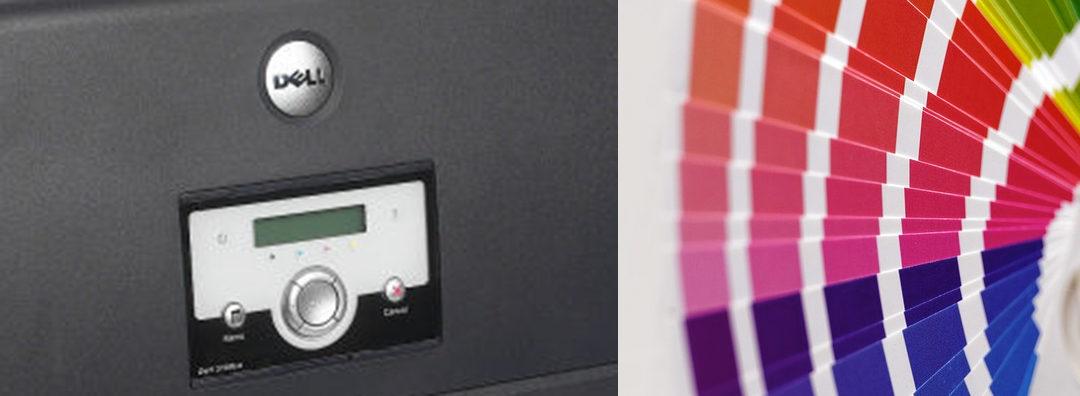 Làser Color Dell C3100cn